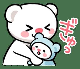 Hoikkuma&Mimy sticker #395320
