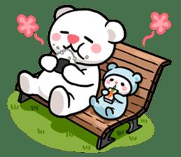 Hoikkuma&Mimy sticker #395325