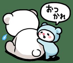 Hoikkuma&Mimy sticker #395326