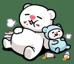 Hoikkuma&Mimy sticker #395341