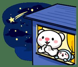 Hoikkuma&Mimy sticker #395344