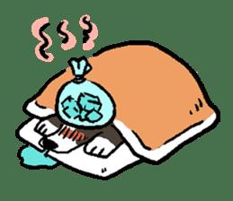 3 Corgi sticker #396462