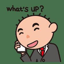 Business worker sticker #396701
