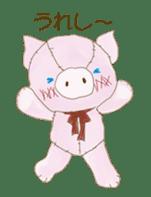 teddy's-2 sticker #396708