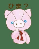 teddy's-2 sticker #396712