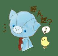 teddy's-2 sticker #396715
