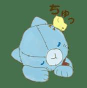 teddy's-2 sticker #396719