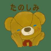 teddy's-2 sticker #396737