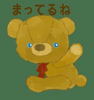 teddy's-2 sticker #396741