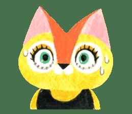 BIKINI CATS sticker #396790