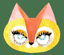 BIKINI CATS sticker #396811