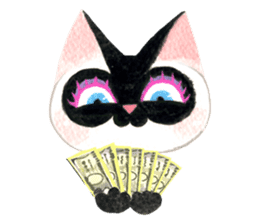 BIKINI CATS sticker #396812