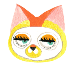 BIKINI CATS sticker #396820