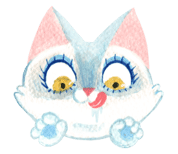 BIKINI CATS sticker #396821