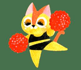 BIKINI CATS sticker #396822