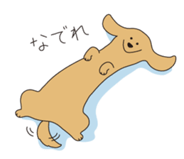 All Dachshund ! sticker #397106