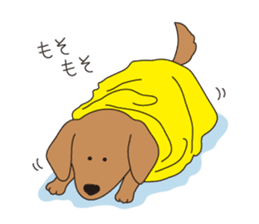 All Dachshund ! sticker #397111