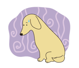 All Dachshund ! sticker #397117