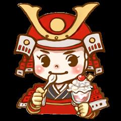 feudal warlord,SAMURAI