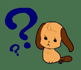 Love dogs sticker #398189