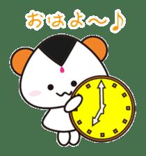 Onigiri Bear sticker #398306