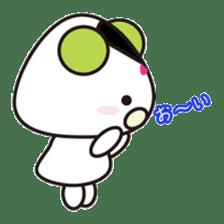 Onigiri Bear sticker #398307