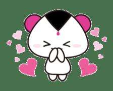 Onigiri Bear sticker #398312