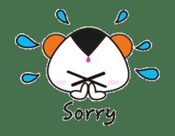 Onigiri Bear sticker #398317