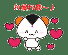 Onigiri Bear sticker #398319
