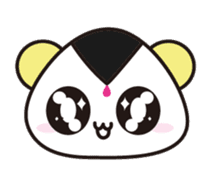 Onigiri Bear sticker #398320
