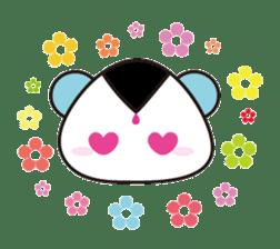 Onigiri Bear sticker #398324