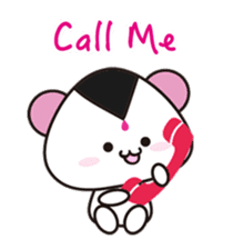 Onigiri Bear sticker #398325