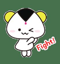 Onigiri Bear sticker #398331