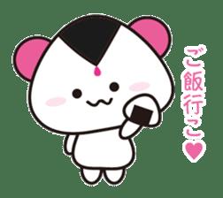 Onigiri Bear sticker #398332