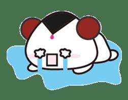 Onigiri Bear sticker #398335