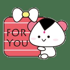 Onigiri Bear sticker #398344