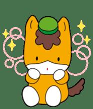 """Japanese Yuruchara""""Gunmachan"""" sticker #398759"""