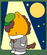 """Japanese Yuruchara""""Gunmachan"""" sticker #398765"""
