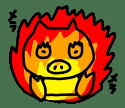 the pig which diets sticker #398956