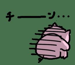 the pig which diets sticker #398975