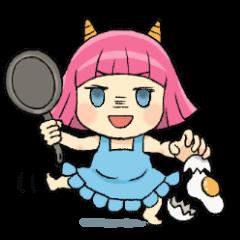 Oni Yomeko-san