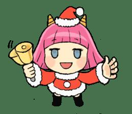 Oni Yomeko-san sticker #399460