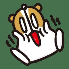 hamham the Golden sticker #399516