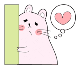 Sticker of cute mouse(Vol.1) sticker #399573