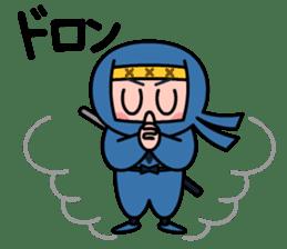 LITTLE NINJA Japanese sticker #399585