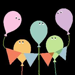 Balloon Friends vol.3