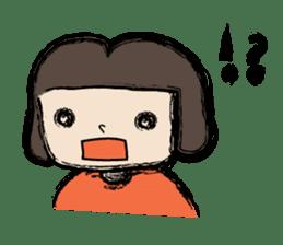 Ume-chan sticker #400466