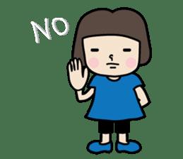 Ume-chan sticker #400468