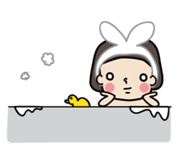 Ume-chan sticker #400472