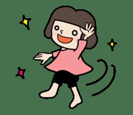 Ume-chan sticker #400479